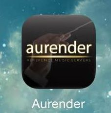 Aurender app for Apple iDevices