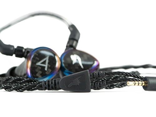 Black Dragon IEM headphone cable V2