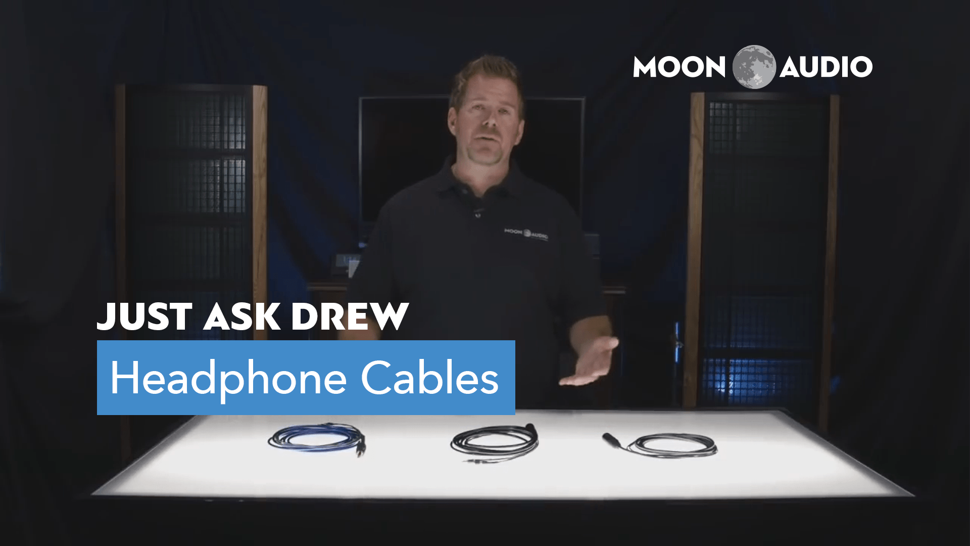 Drew's Top Picks: Headphone Cables Video