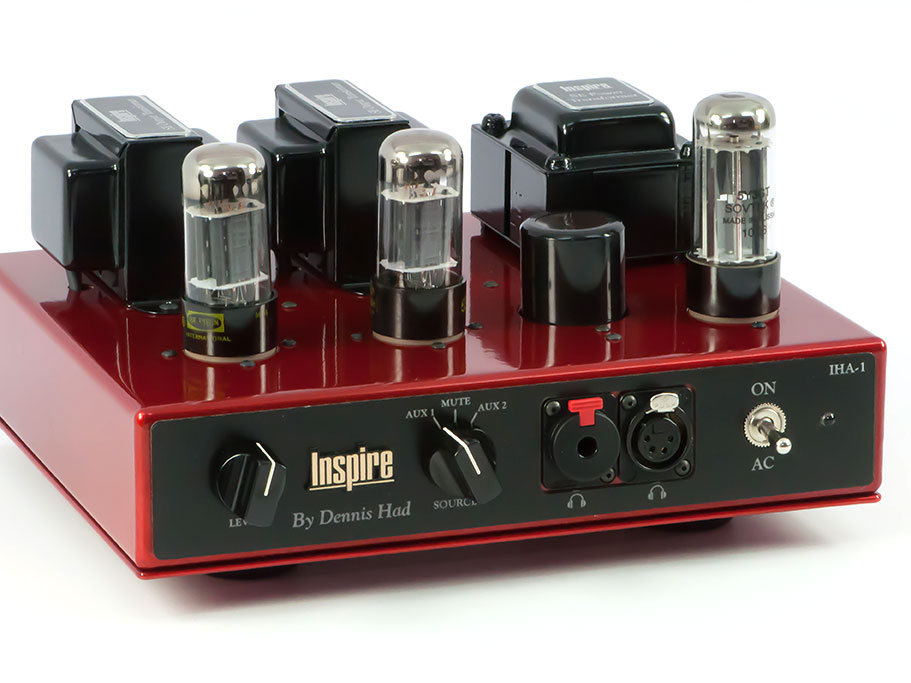 Dragon Inspire Tube Amplifier