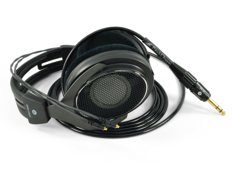 Black Dragon Cable for Shure Headphones V2