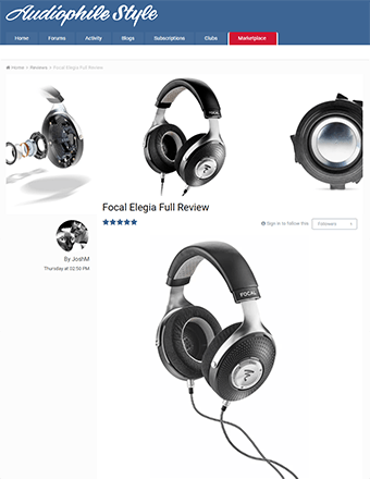 Audiophile Style Review