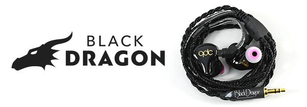 Black Dragon Cables logo