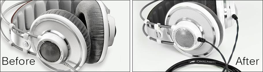 Hack your AKG Headphones
