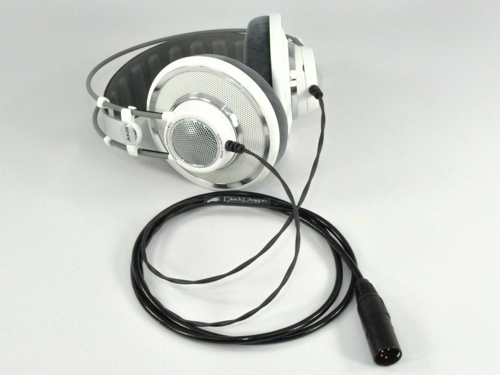 Black Dragon V2 Headphone Cable