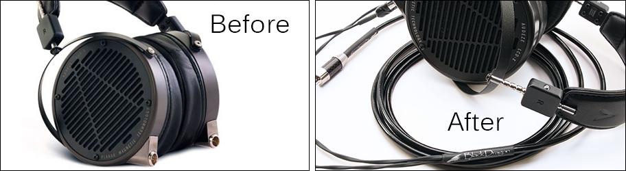 Hack Your Audeze Headphones