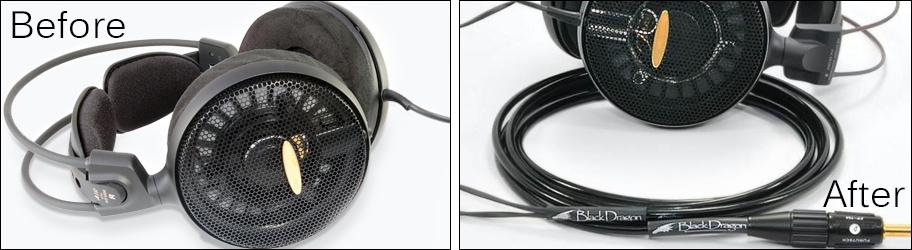 Hack Your Audio-Technica Headphones