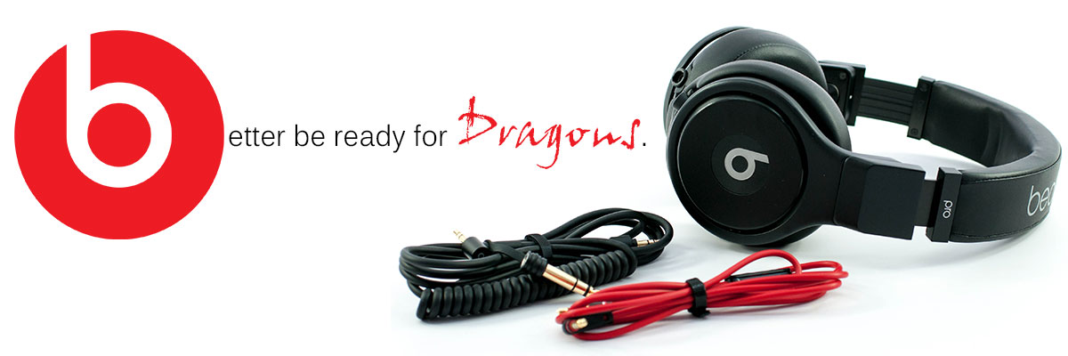 Beats Pro headphones hacked by Moon-Audio.com link dragon cables