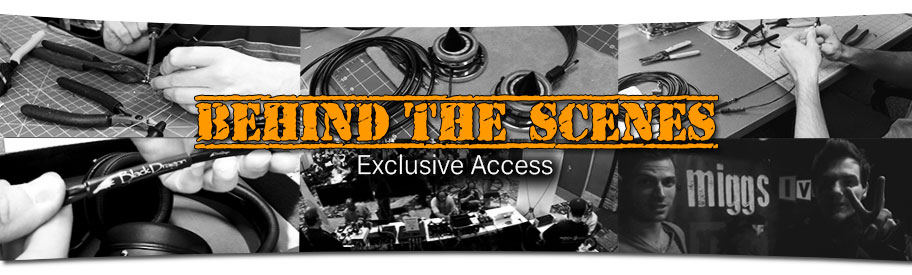 Behind the Scenes Exclusive Access