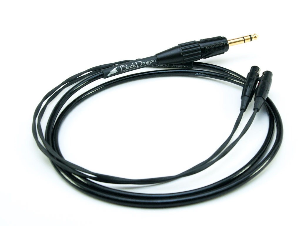 Black Dragon V2 Headphone Cable