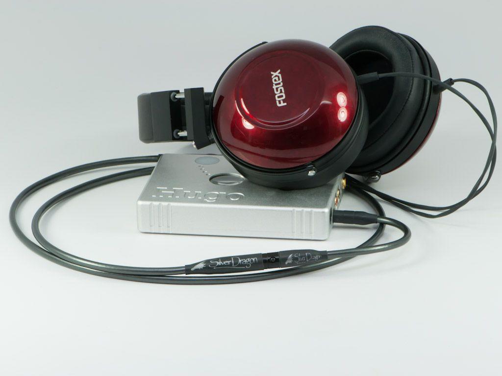 Fostex TH900 Silver Dragon