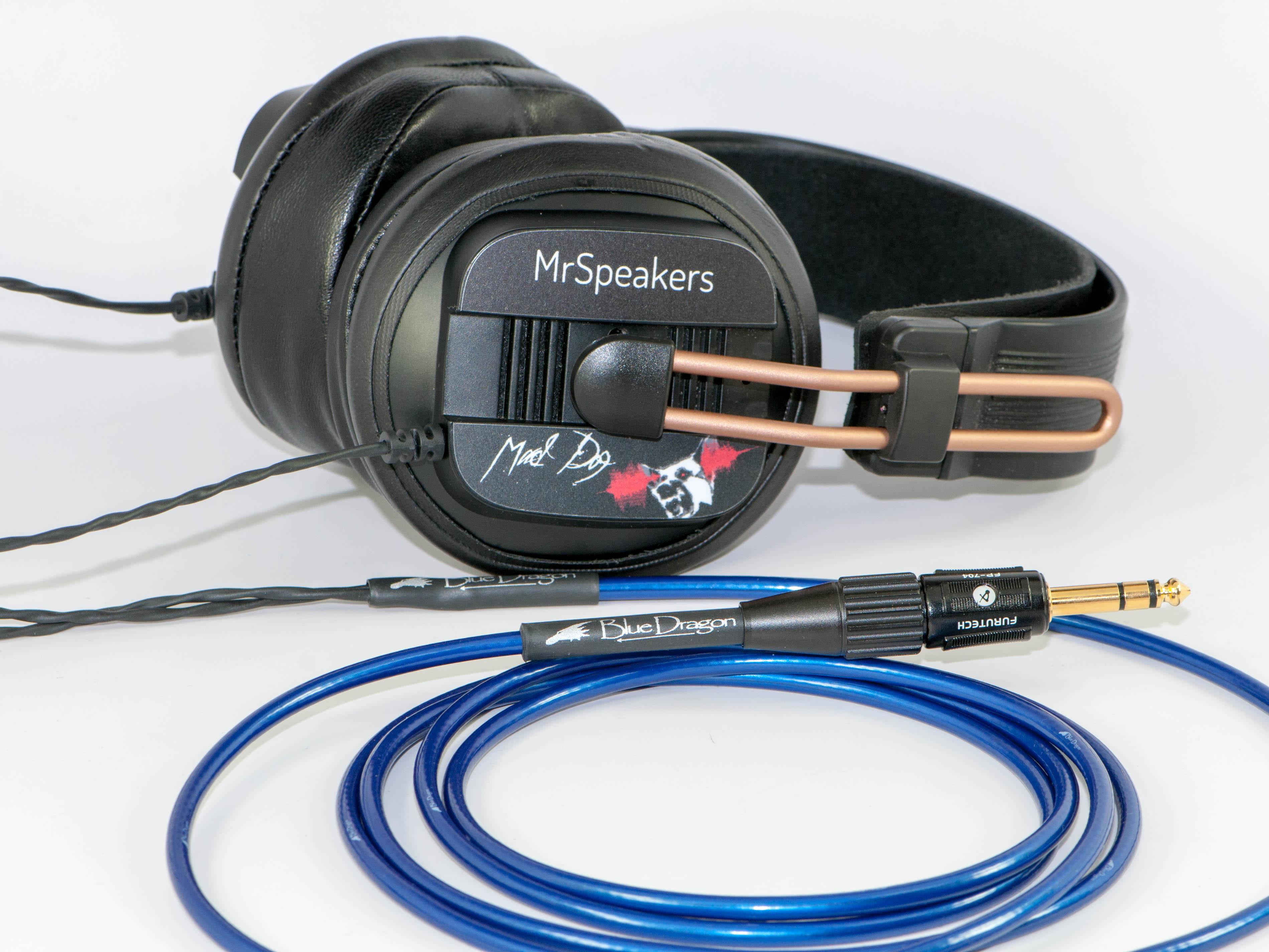 Blue Dragon V3 Headphone Cable