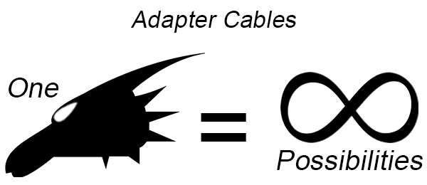 image one dragon headphone cable unlimited possibilites
