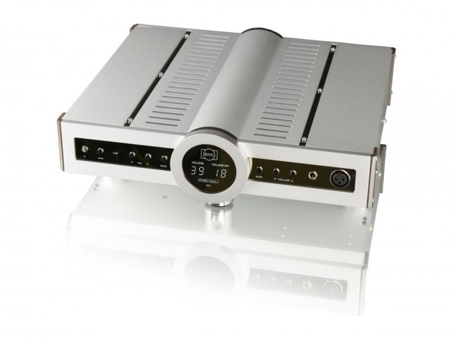 BMC PureDAC MK2 DAC & Headphone Amplifier