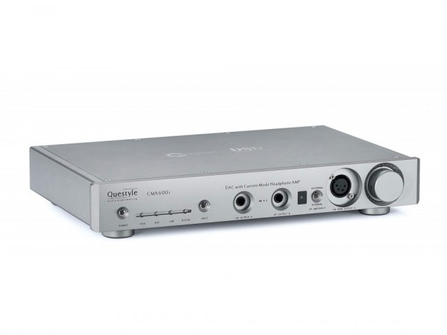Questyle Audio CMA600i DAC Headphone Amplifier
