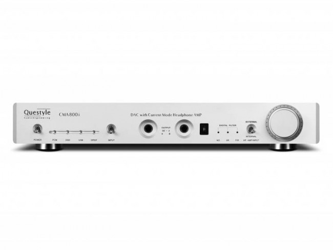 Questyle Audio CMA800i DAC Headphone Amplifier