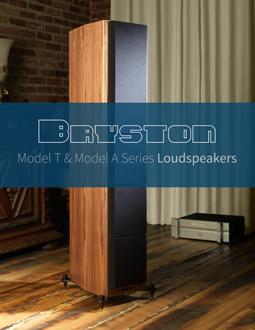 Bryston Loudspeakers Brochure