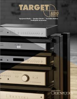 Target Audio Brochure