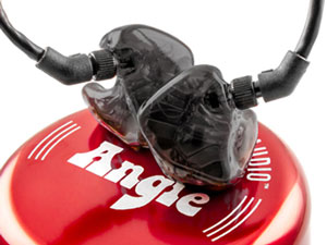 JH Audio Siren Series Custom Angie In Ear Monitor at Moon Audio