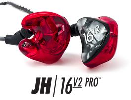JH Audio JH16v2 Pro Custom In Ear Monitors