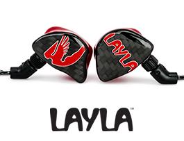 JH Audio Layla PRO Custom In-Ear Monitor