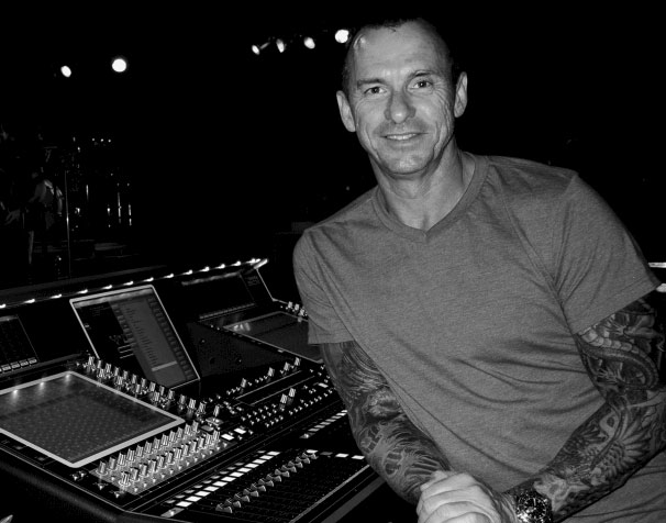 Jerry Harvey JH Audio Founder