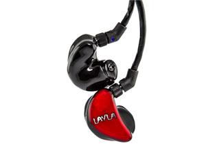 JH Audio Siren Series Custom Layla In Ear Monitor at Moon Audio