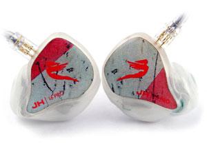 JH Audio JH16 Pro Custom In Ear Monitors