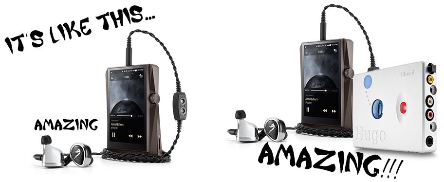 Headphone Amps take AK to the Next Level