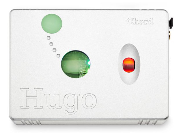 Chord Hugo USB DAC headphone amp