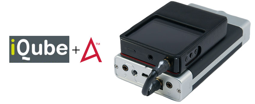 Astell & Kern and iQube