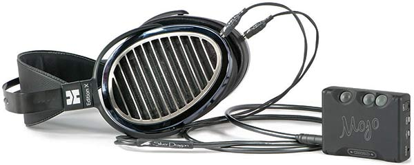 Chord Mojo HiFiMan Edition X bundle