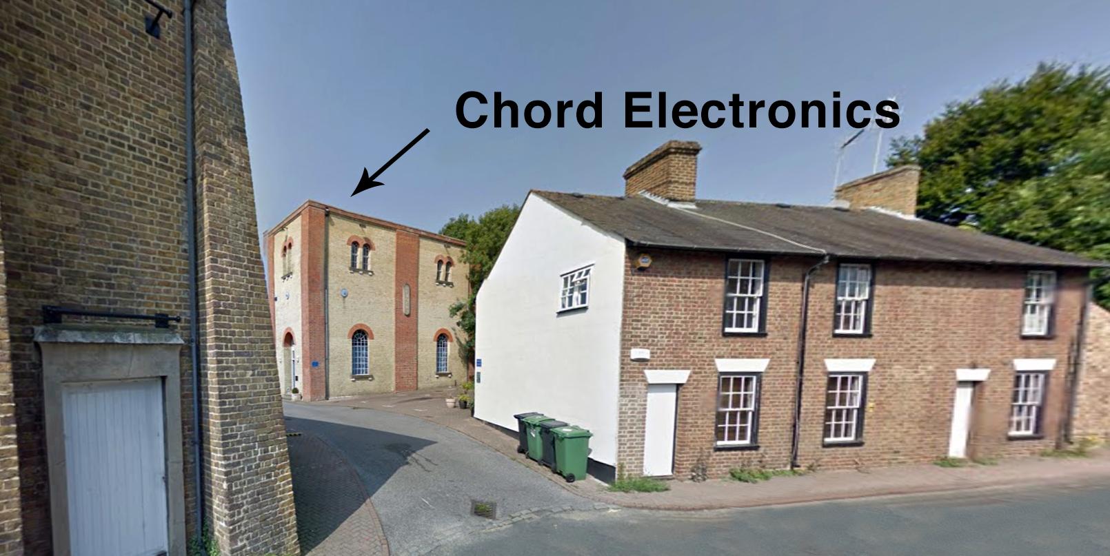 image Chord Electronics Pumphous