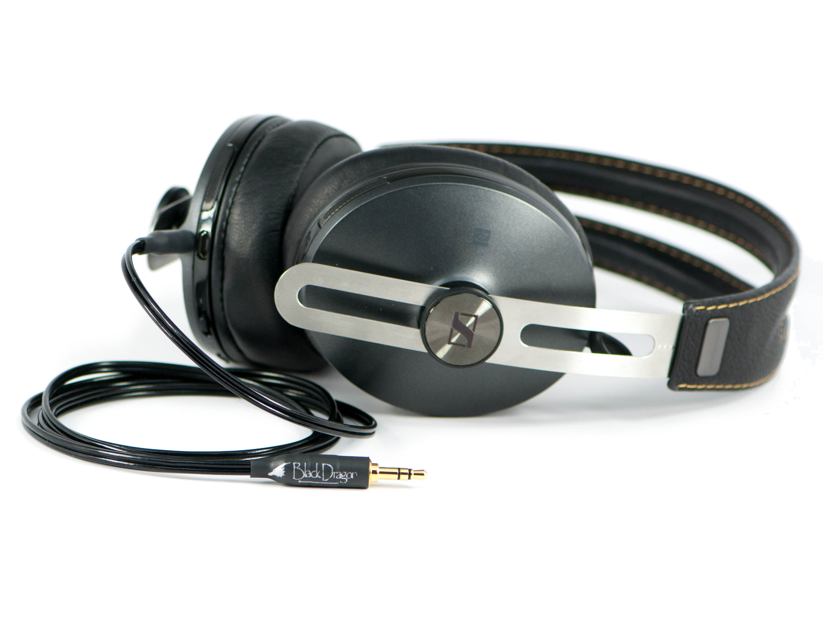 Black Dragon Headphone Cable
