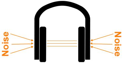 Image Open Headphones