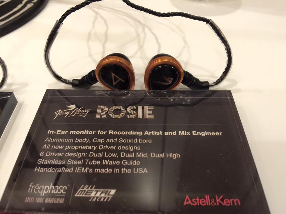 Astell & Kern Rosie Universal IEMs