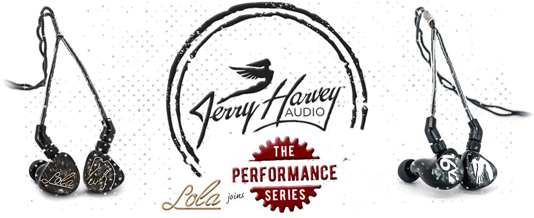 JH Audio Performance Series Logo