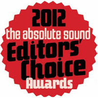 The Absolute Sound 2012 Editors' Choice Award