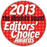 The Absolute Sound 2013 Editors' Choice Award
