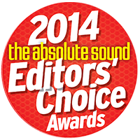 The Absolute Sound 2014 Editors' Choice Award