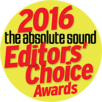 The Absolute Sound 2016 Editors' Choice Award