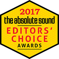 The Absolute Sound 2017 Editors' Choice Award