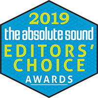 The Absolute Sound 2019 Editors' Choice Award