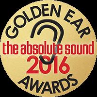 The Absolute Sound 2016 Golden Ear Award