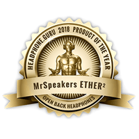 Headphone Guru 2018 Product of the Year Award