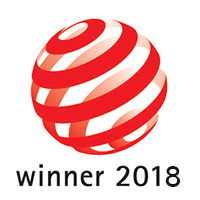 2018 Red Dot Design Award