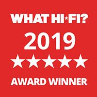 What Hi-Fi? Award 2019