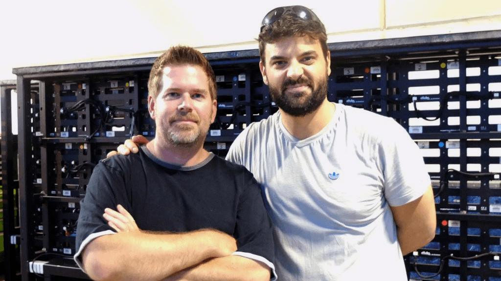 Kevin Glendinning and Drew Baird