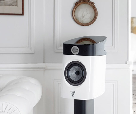 Focal Sopra No1 Speaker in living room