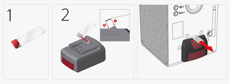 Aurender S5W Loudspeaker